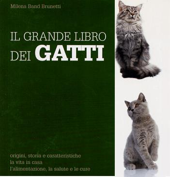recensione il grande libro dei gatti