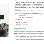 chiguo animale gatto collare antiparassitario antipulci naturale oli essenzialichiguo animale gatto collare antiparassitario antipulci naturale oli essenziali