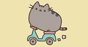 pusheen gatto claire belton il gatto delle emoticon
